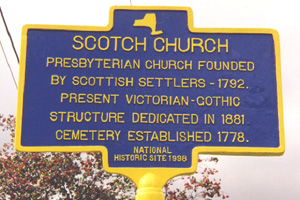 Scotch Church