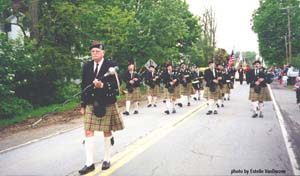 Scottish Marching